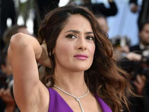 "Salma Hayek: ""Oft gelogen, was mein Alter angeht"""