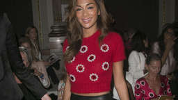 Nicole Scherzinger bei der Fashion Week in London