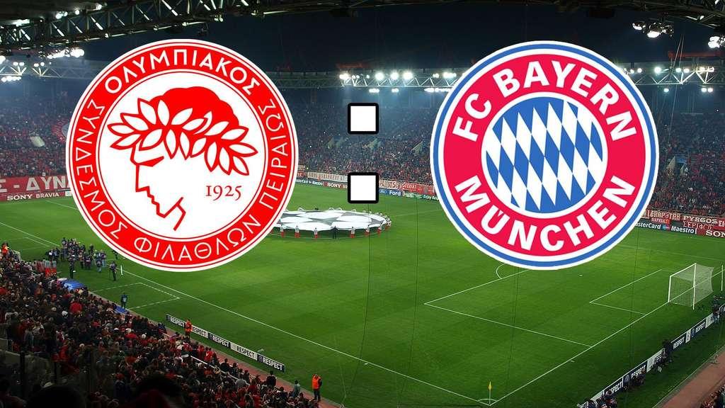Fc Bayern Gegen Olympiakos