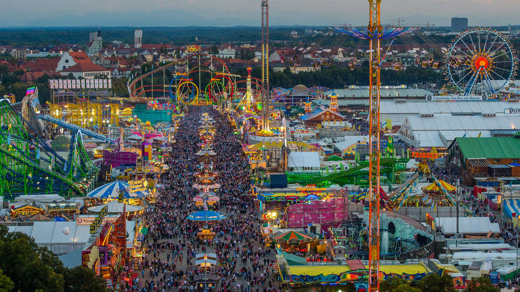 Oktoberfest 2015 Wiesn Ticker