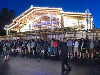 Oktoberfest 2015 Wiesn Live Ticker