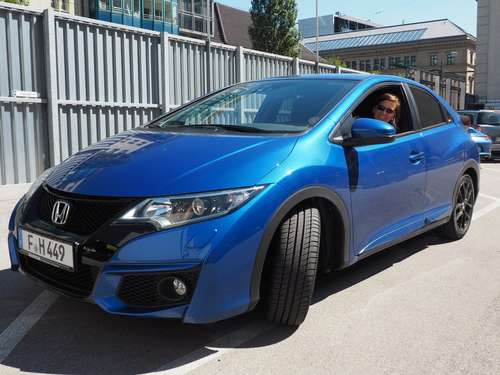 Der Honda Civic Tourer im Alltagstest