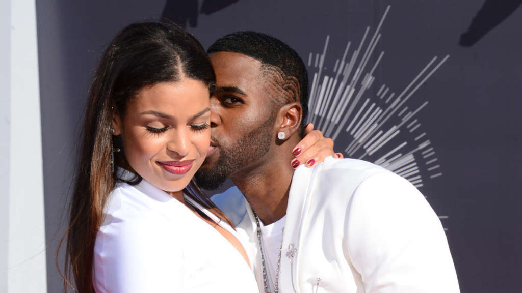 Jordin Sparks und Jason Derulo bei den MTV Video Music Awards am 24. August