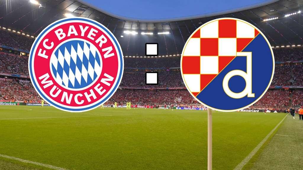 Bayern Zagreb Tore
