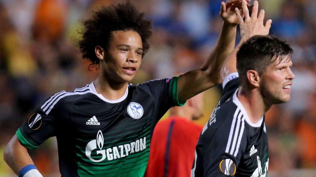 Schalke Tripolis Live
