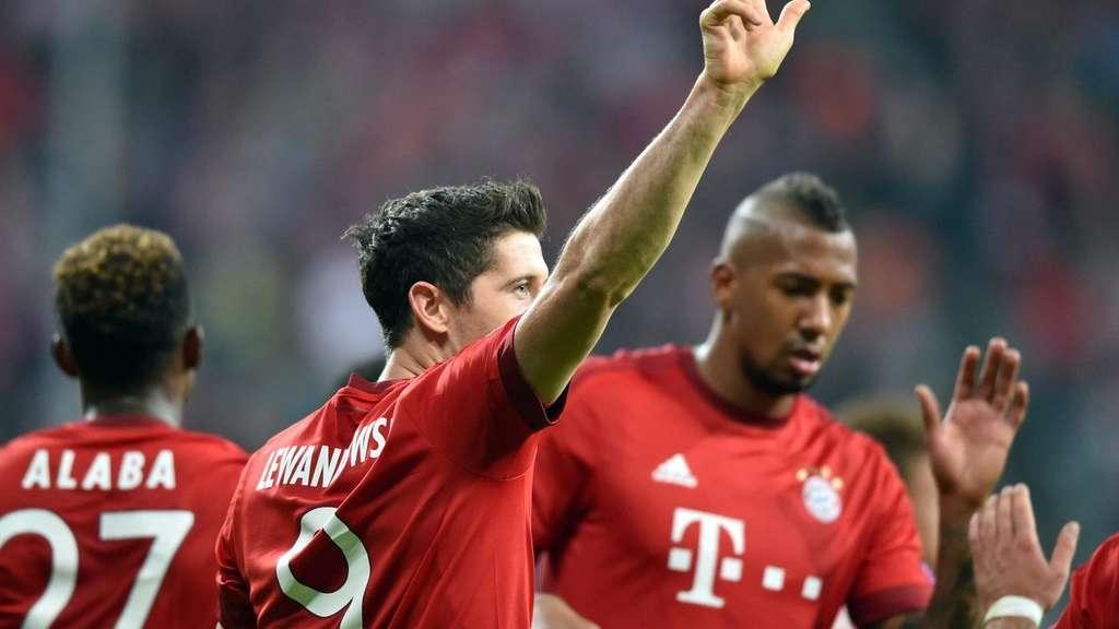 Fc Bayern Gestern