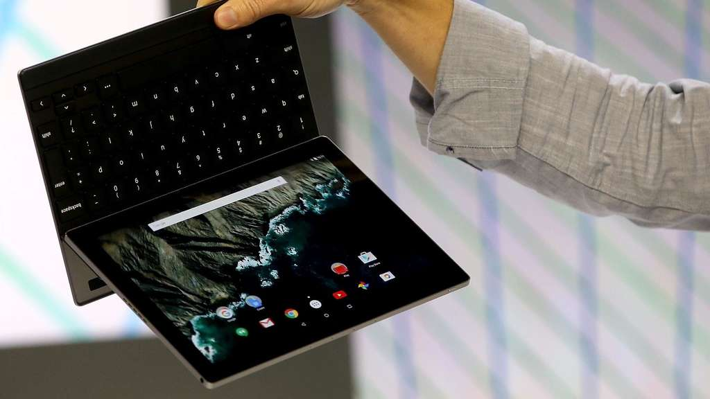 Pixel C Tablet Andrew Bowers