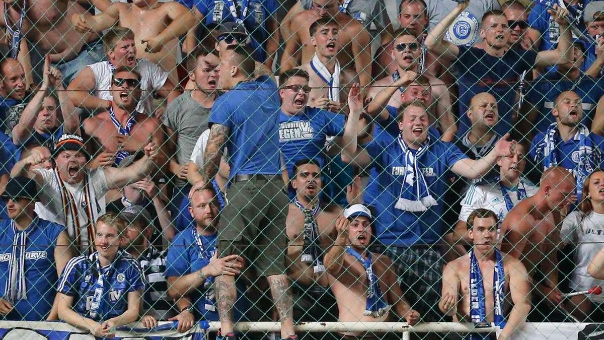 Schalker Spieler