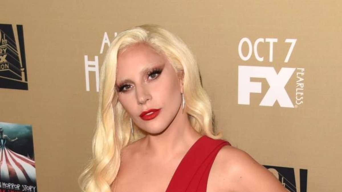 Lady Gaga Muschi Bilder