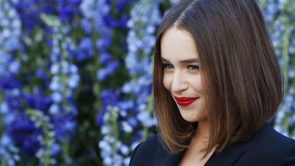 Game Of Thrones Star Emilia Clarke Zur Sexiest Woman Alive Durch