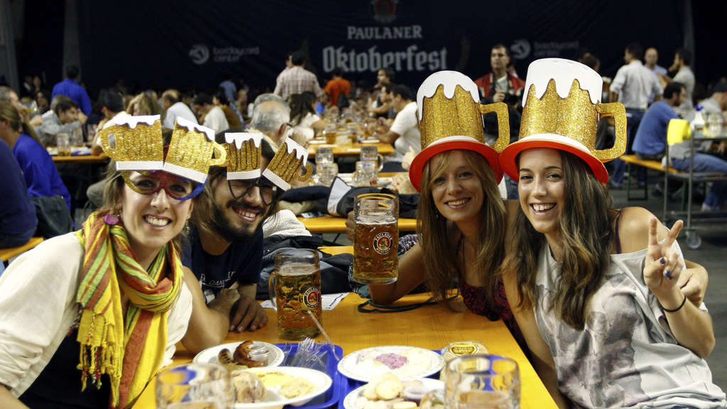 Oktoberfest in Madrid