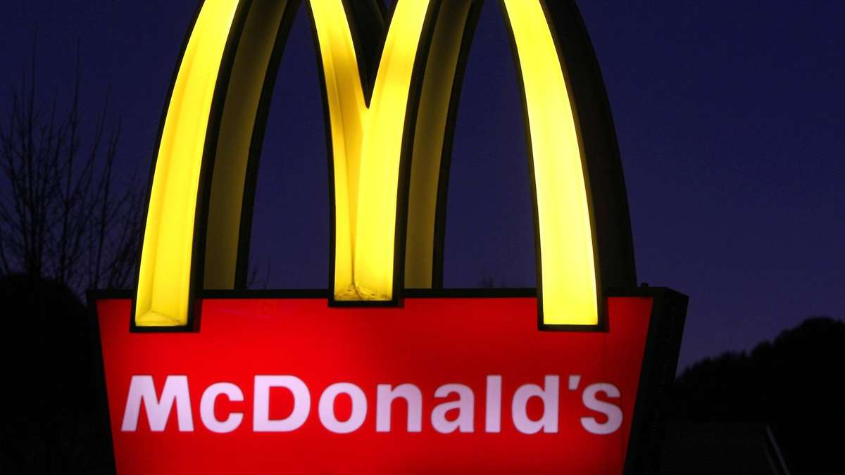 mcdonalds in china graues brot der burger wahnsinn geht weiter gastro. Black Bedroom Furniture Sets. Home Design Ideas