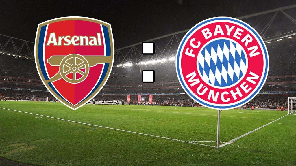 Arsenal Gegen Bayern München