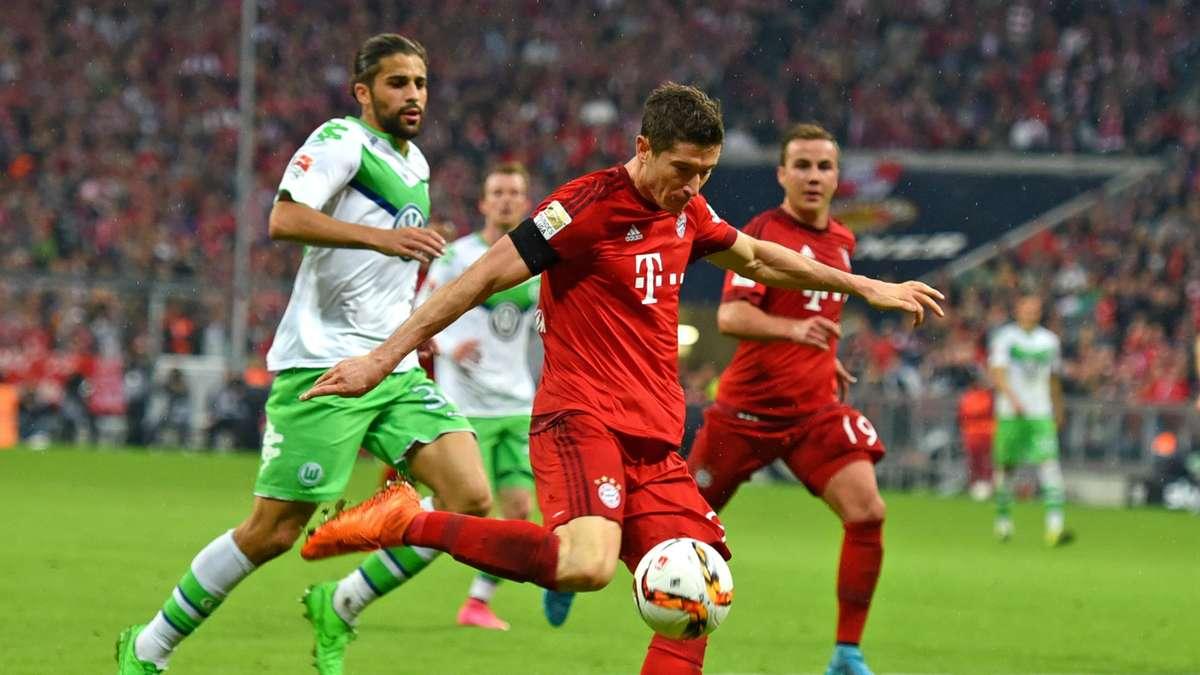 Fc Bayern Wolfsburg Dfb Pokal