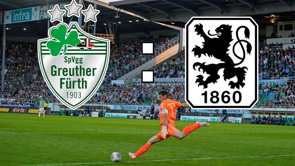 Greuther Fürth 1860 München