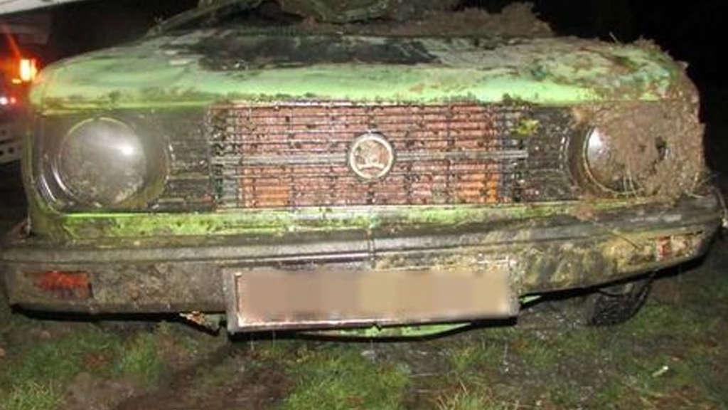 Gestohlenes Auto nach 20 Jahren wiedergefunden | Auto