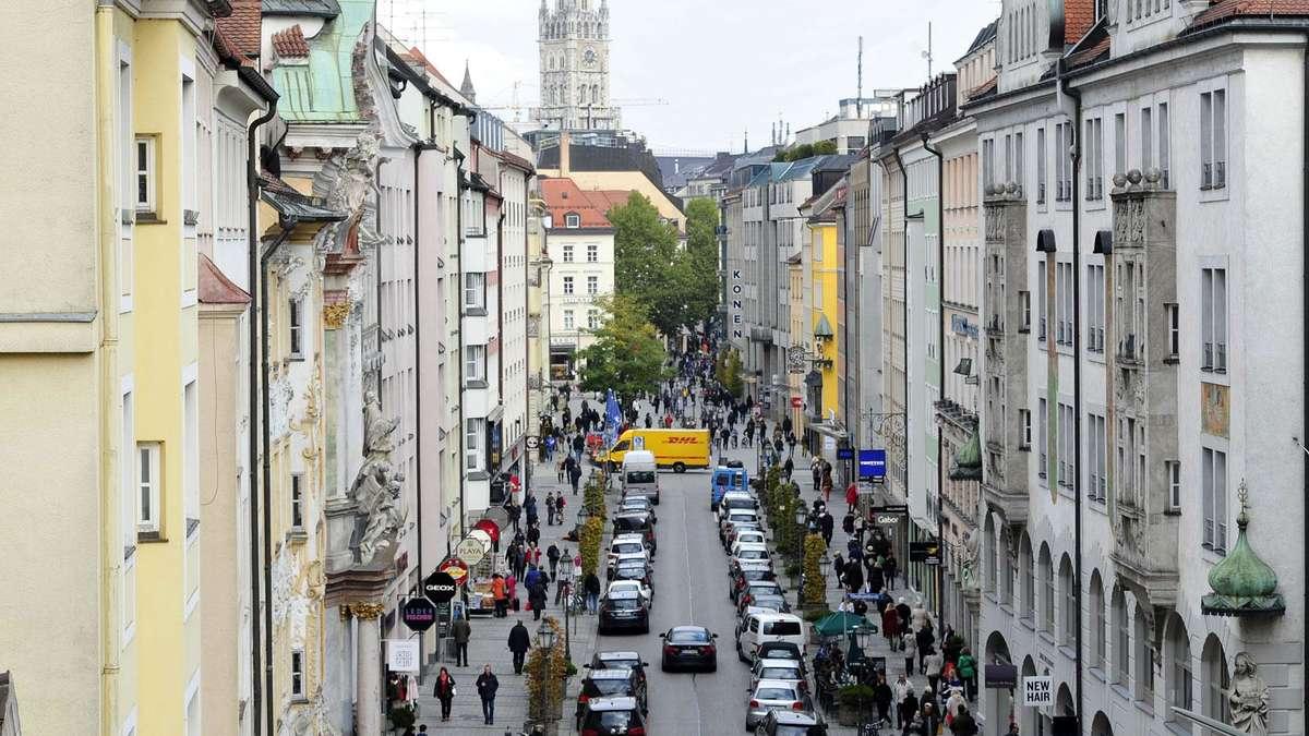Sendlinger Straße Soll Zur Fußgängerzone Werden Anwohner Dagegen