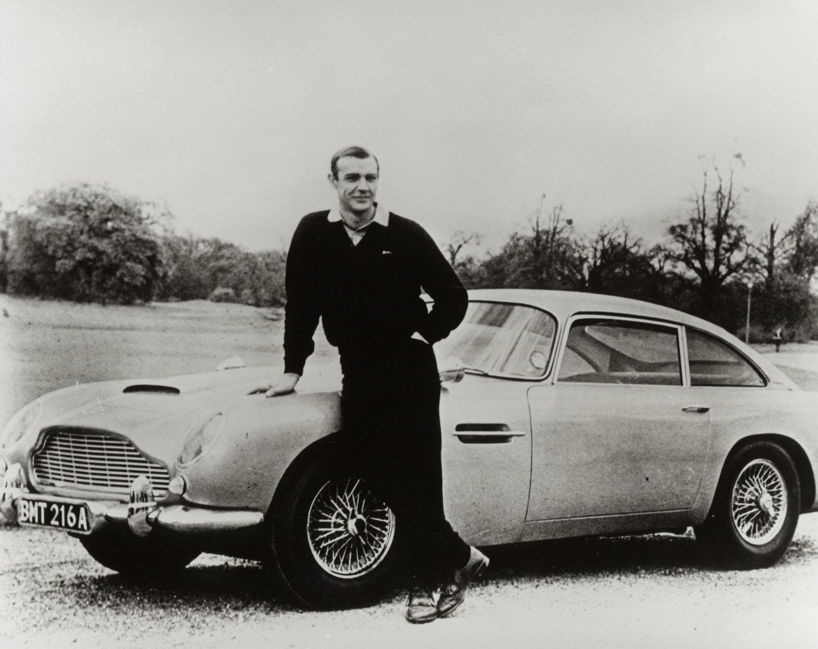 aston martin: ist das der neue dienstwagen für james bond? | auto