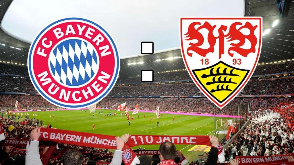 Bayern MГјnchen Gegen Stuttgart