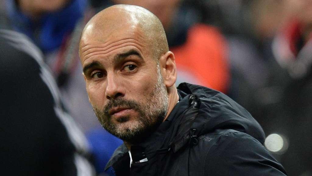 Guardiola Verlässt Bayern