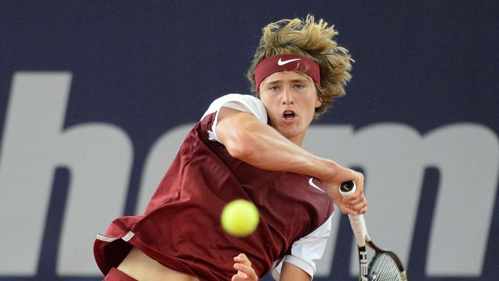 Alexander Zverev, Tennis, ATP,  Star of Tomorrow