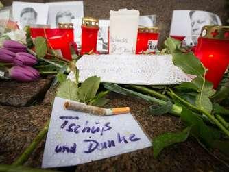 Bewegender Abschied Von Altkanzler Helmut Schmidt Politik
