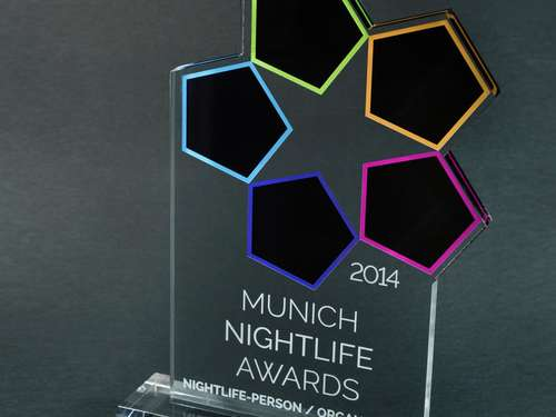 "Die ""Munich Nightlife Awards 2015""-Verleihung im Live-Stream"