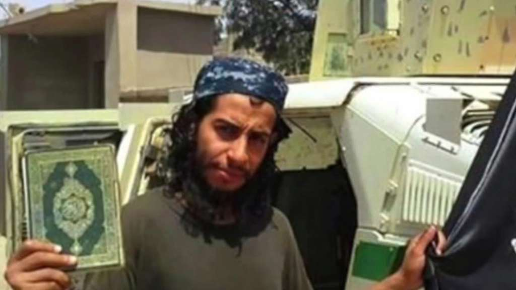 Abdelhamid Abaaoud  Terror in Paris