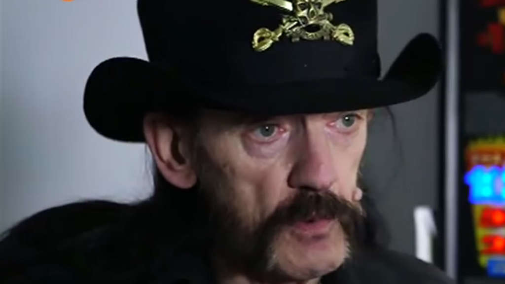 Lemmy Motörhead Terror in Paris