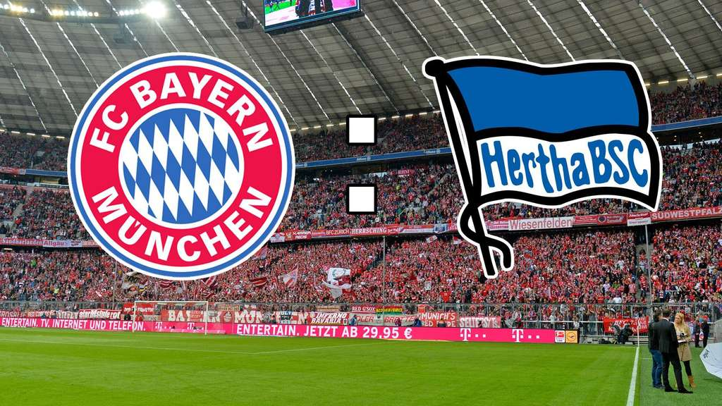 Bayern Hertha Live