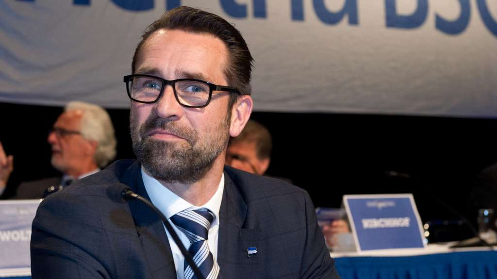 Hertha BSC, Manager, Michael Preetz
