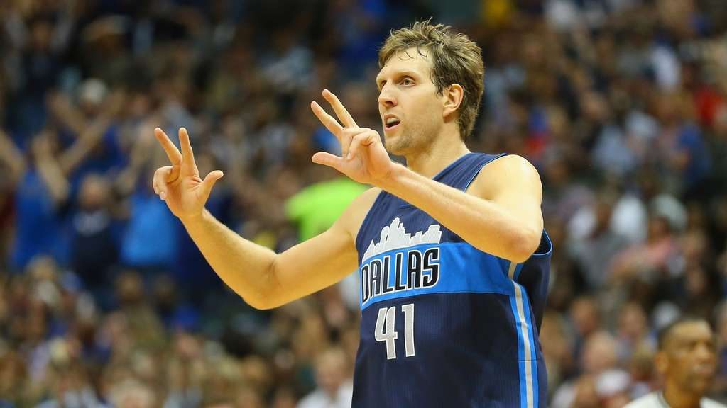 Nowitzki, Mavericks