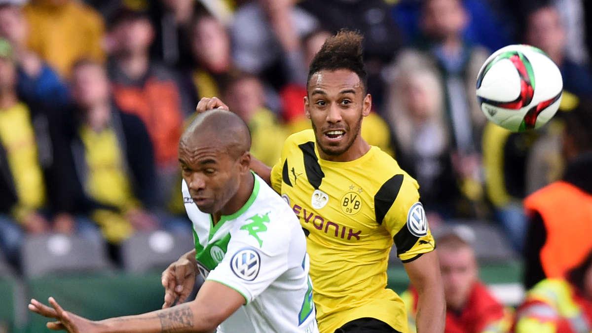 Wolfsburg Gegen Dortmund