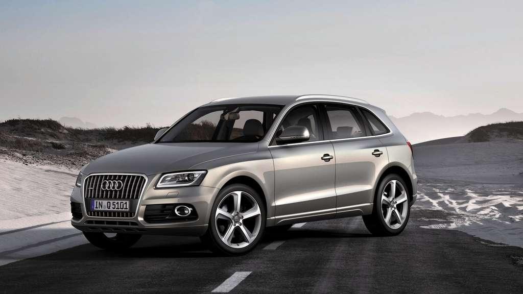 Zelt Für Audi Q5 : Audi q fahrbericht luxus für jede straßenlage auto