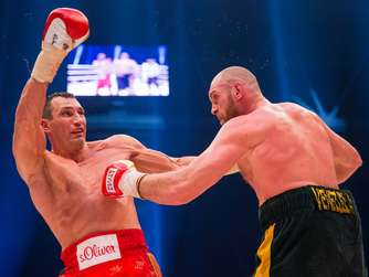 Quoten Klitschko Fury