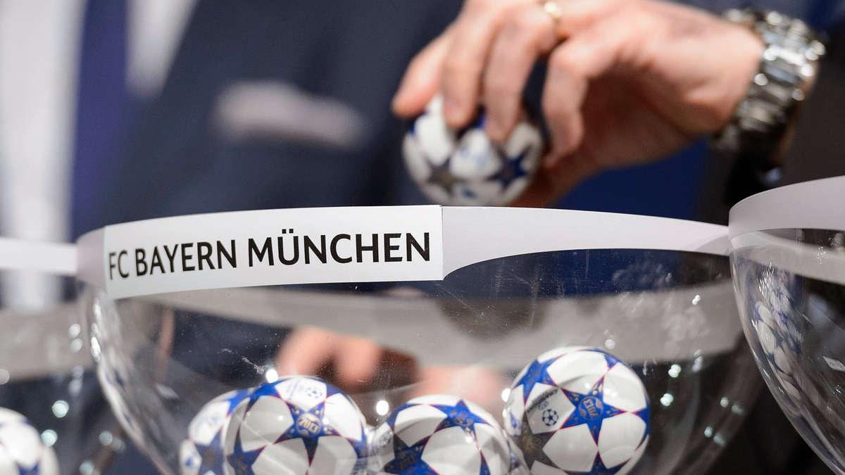 Champions League Auslosung Achtelfinale Live Stream