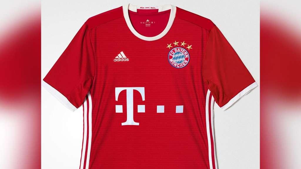 2ac444622c50 FC Bayern  Zeigt diese Foto-Montage das neue Trikot 2016 2017  Neues ...