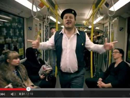 "Video: ""Is mir egal"" - BVG landen Mega-Hit im Netz"
