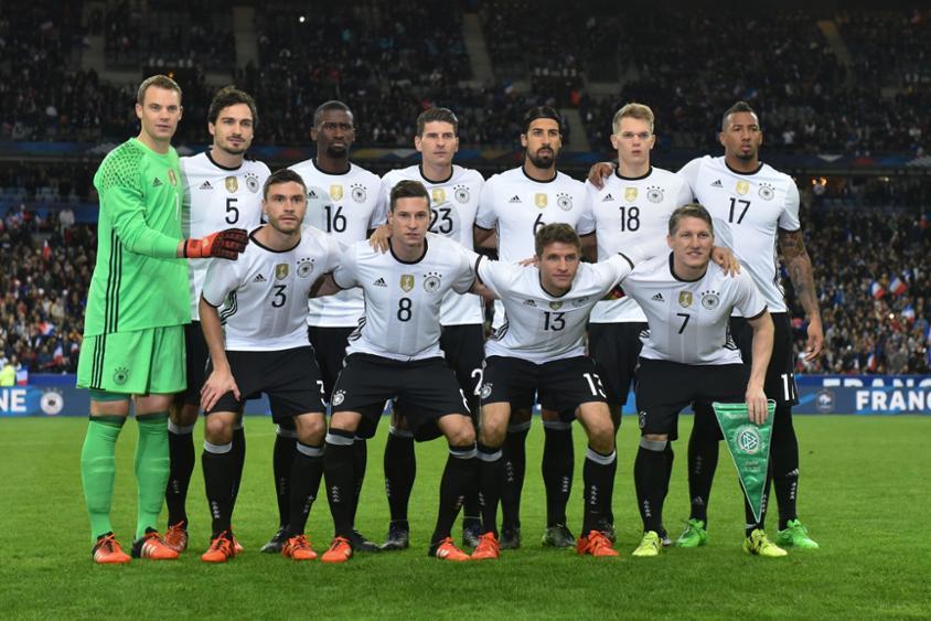 FuГџball Em Gruppe Deutschland