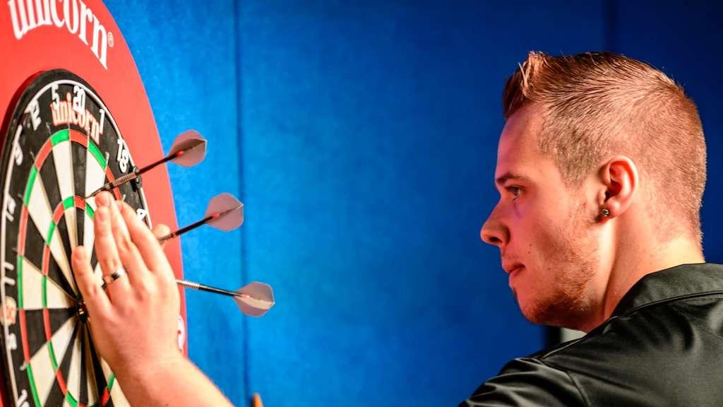 ally pally darts