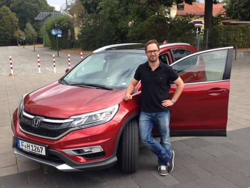 Das Multitalent: Honda CR-V