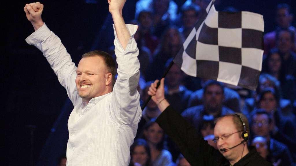 Stefan Raab So Verabschiedet Sich Der Moderator Von Der Tv Bühne