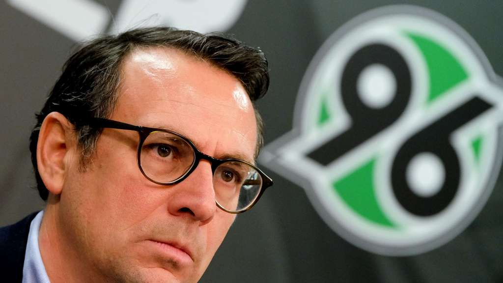 Hannover 96 Bader Kind Trainer