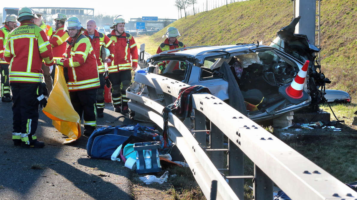 Unfall Familie Tot
