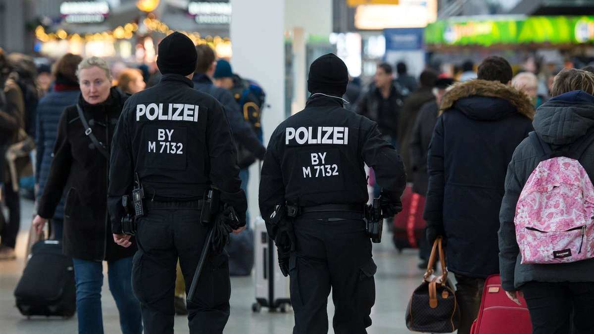 Bombendrohung In München
