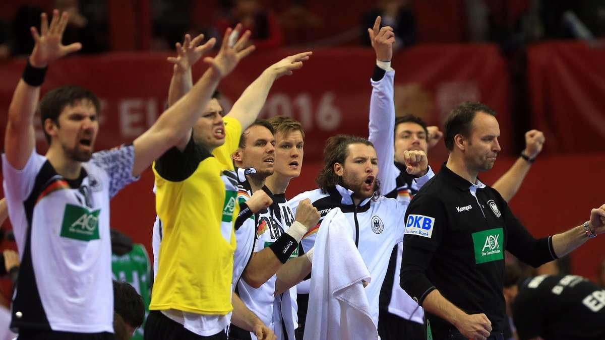 Handball Katar Polen