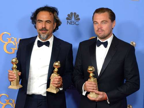 "Golden Globes: DiCaprio räumt mit ""The Revenant"" ab"