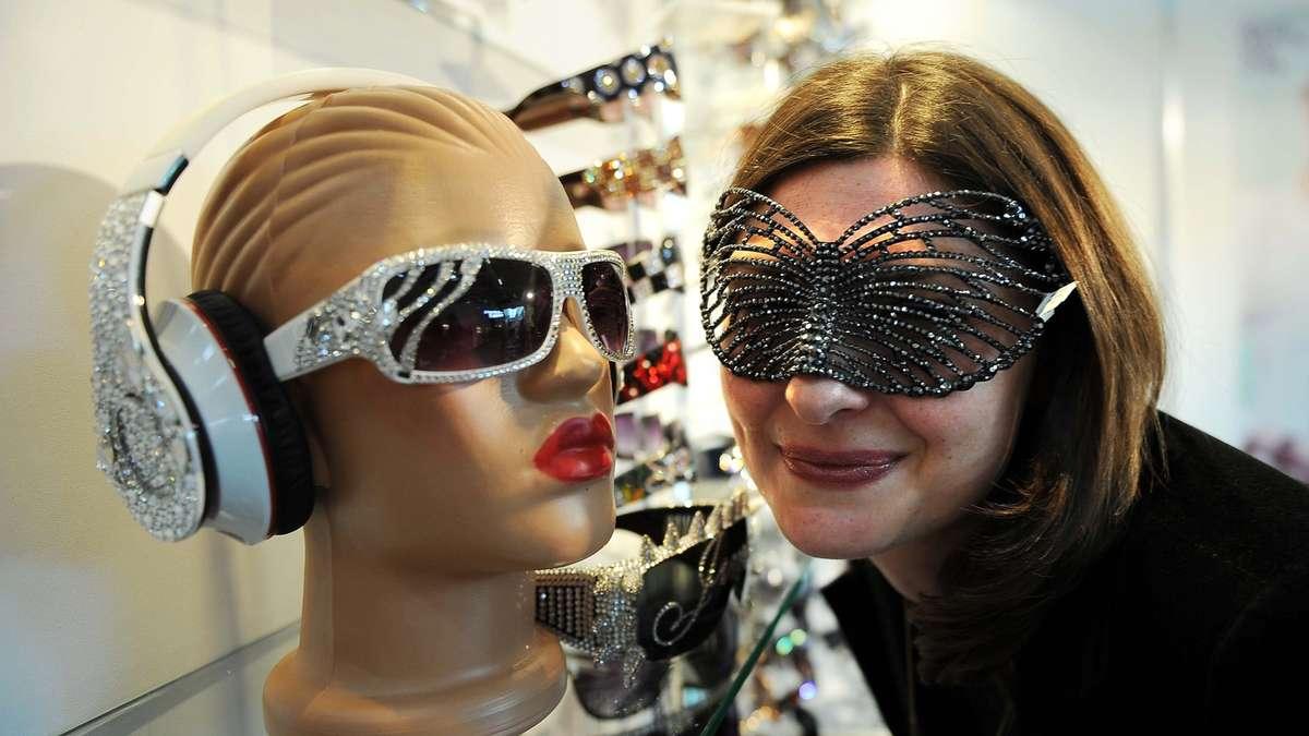 Optik-Messe in München: Neue Brillen-Trends mit brillanten Ideen ...