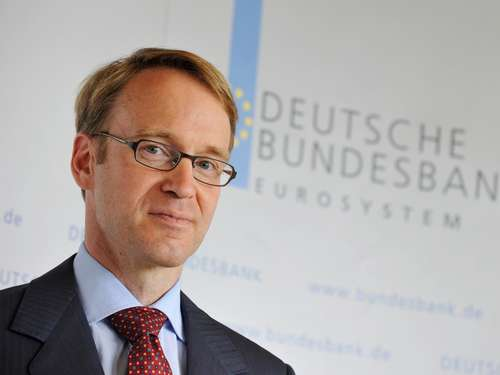 Weidmann warnt vor Transferunion in der EU