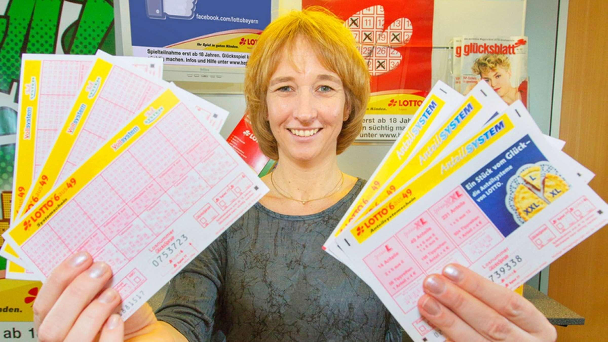 Lotto Die Tz Erklart Das Spiel Mit Systemscheinen Stadt
